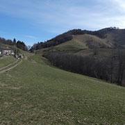 Bonello 1105 m e Poncione di Cabbio