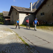 Arrivati a Nufenen 1569 m