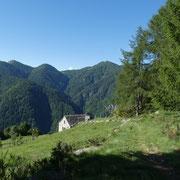 Pian Secco 1444 m