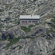 Gelmerhütte a 2412 m