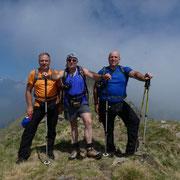 Madone cima quotata 2039 m