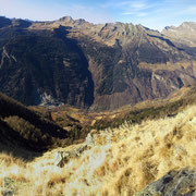 Panoramica dal Piz di Rüss