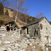 Alpe Fossada 1480 m