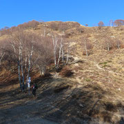 Passo Fontanarossa (Nove Fontane) 1394 m