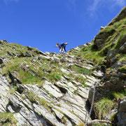 Pass de la Cruseta 2455 m