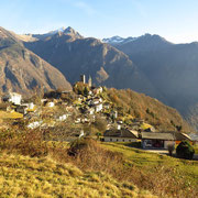 Sta. Maria in Calanca 955 m