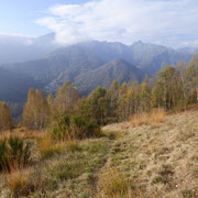 Ripida salita al Monte Torriggia