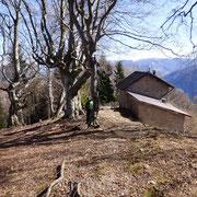 Roccolo 1130 m