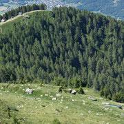 Alpi di Gagèrn e Motto