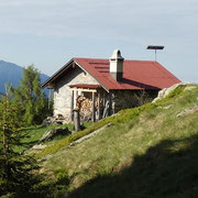 Alp de Martum (Rifugio) 1833 m
