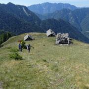 Alpe Bassa 1744 m