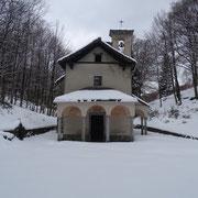 Madonna della Segna 1166 m