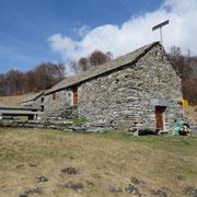 Capanna Orino 1395 m