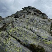 Tratto con roccia