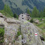 Brönich 1740 m