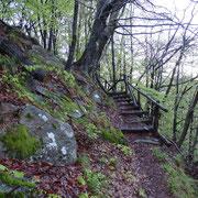 Sentiero per i Monti di Motti