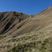 Rifugio  e Passo San Jorio