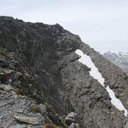 In fondo alla cresta il Valser Horn