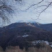 Sasso Torricello e Covreto dai Monti di Bassano 950 m