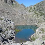Lago di Cara 2395 m
