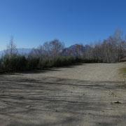 Posteggio ai Monti di Breglia 1095 m