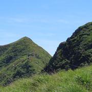 Punta Fronzina e Monte Faierone