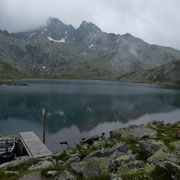 Ober Surettasee 2266 m