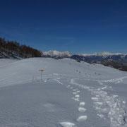 Alpe di Moschera 1140 m