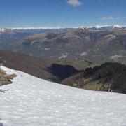 Monte Bar e Val Colla