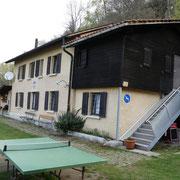Capanna Ginestra 943 m