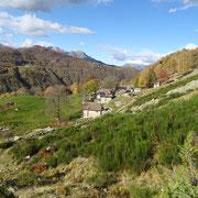 Arrivati a Muricce 950 m