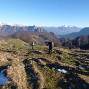 Alpe Colmine 1483 m