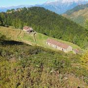 Alpe Matro 1521 m