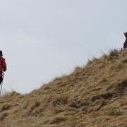 Continuiamo verso l'Alpe d'Orimento