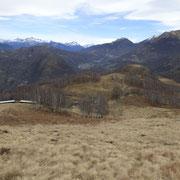 Alpe Sta Maria di Lago 1000 m