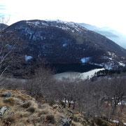 Lago Delio e Monte Cadrigna