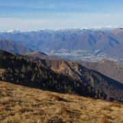 Panorama (verso Locarno)