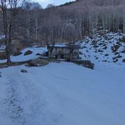 Monti della Zotta 1120 m