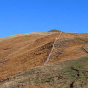 Spunta la cima del Caval Drossa
