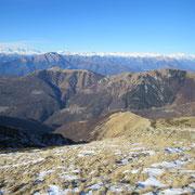 Monte Gambarogno, Paglione e Covreto