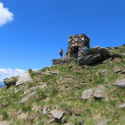 Caldera 2138 m