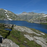 Passo del Grimsel 2164 m