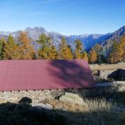 Alp di Luarn 1656 m