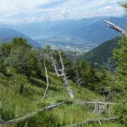 Deviamo per l'Alpe di Devré