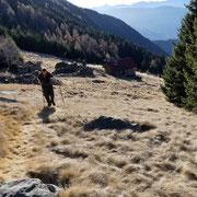 Proseguiamo per l'Alpe di Motto