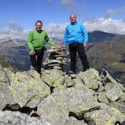 Pizzo Bareta 2501 m