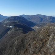 Carona e Monte Arbòstora