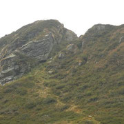 Bocchetta di Campo 1769 m