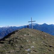 Monte Crocione 1641 m