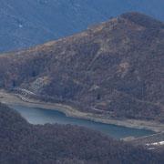 Lago Delio e Monte Borgna
